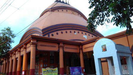 Serampore radhaballav jiu temple