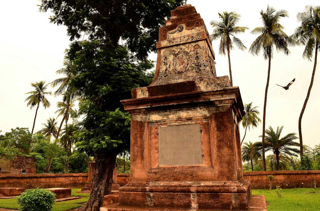 Cossimbazar English Cemetery, Murshidabad