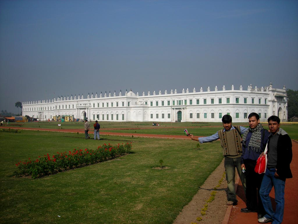 Imambara A hallmark of Islamic architecture in Murshidabad, West Bengal