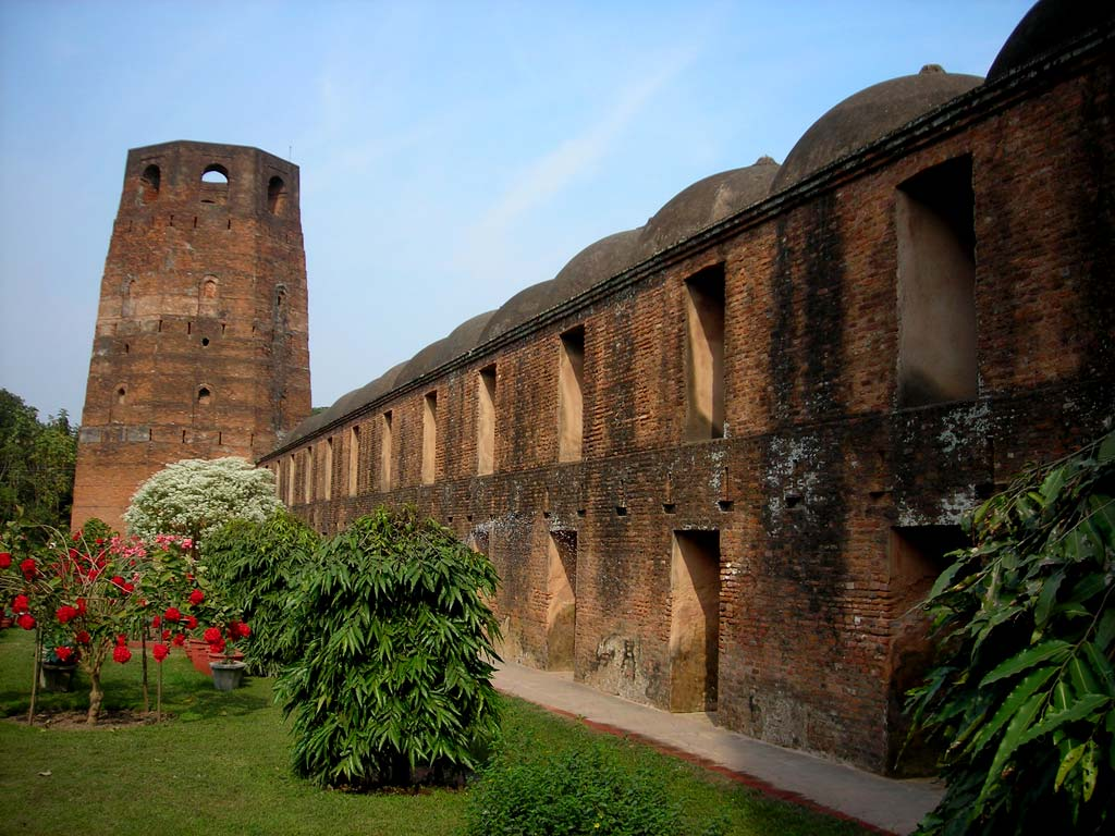 Mursidabad Katra Mosque A Must See for History Buffs inside, West Bengal