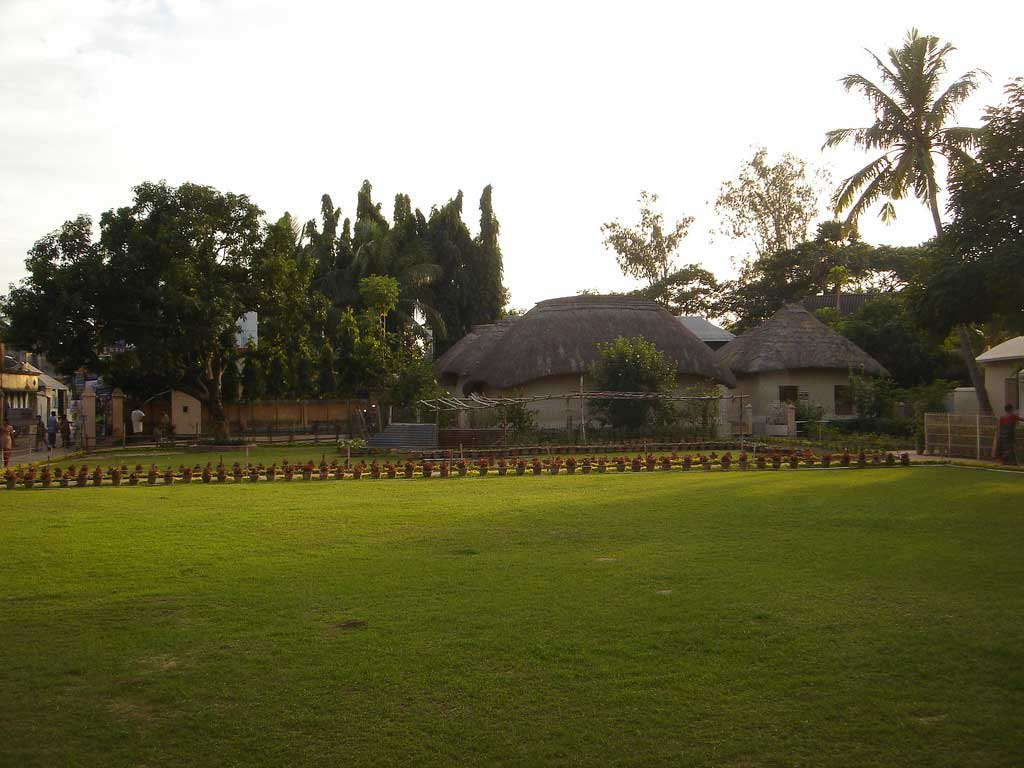 Ma Sarada Devi house, Joyrambati
