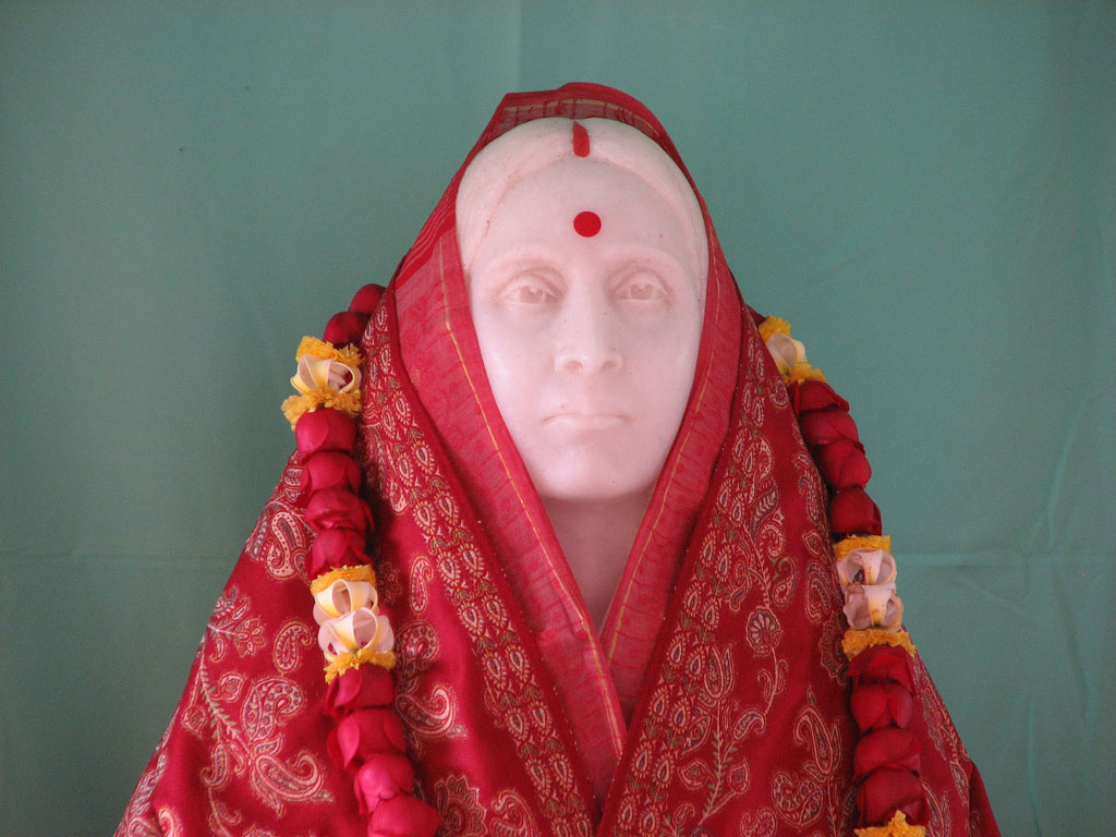 Sarada devi, Matrimandi, Joyrambati, Bankura, West Bengal