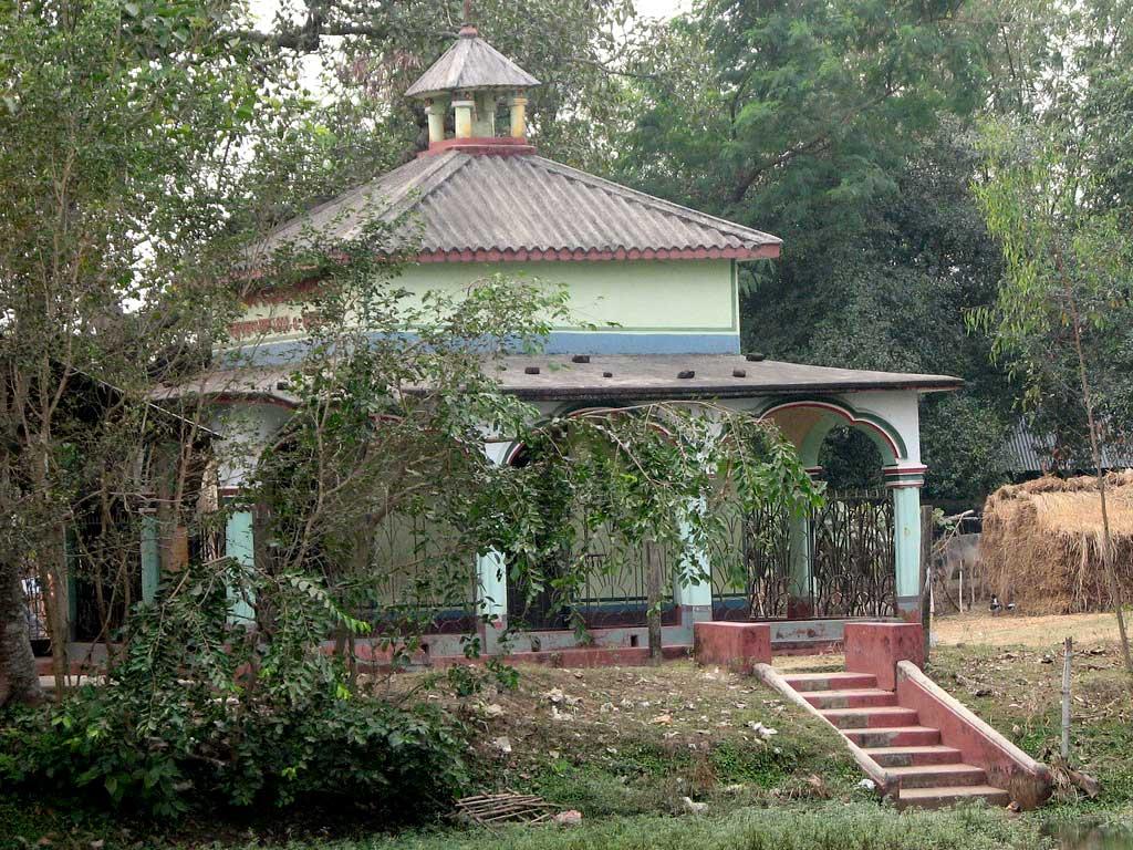 Bisalakshi Temple, Kamarpukur