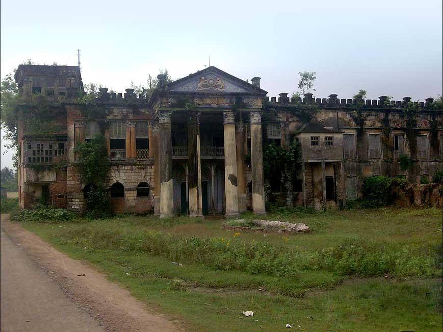 Old Cossimbazar Palace, Murshidabad