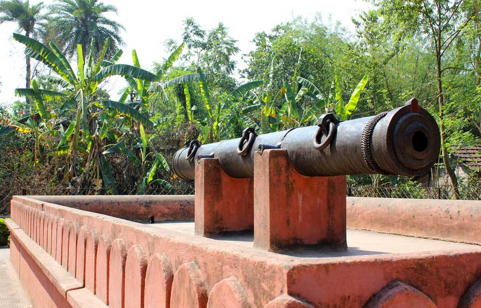 Jahankosha Canon, Murshidabad