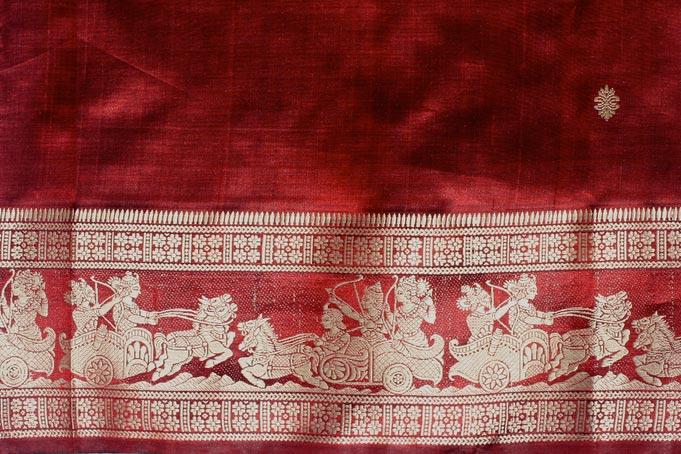 Tussar Silk in Bankura and Murshidabad