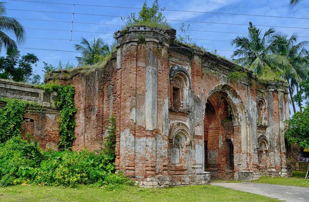 Nimak Haram Deori, Murshidabad