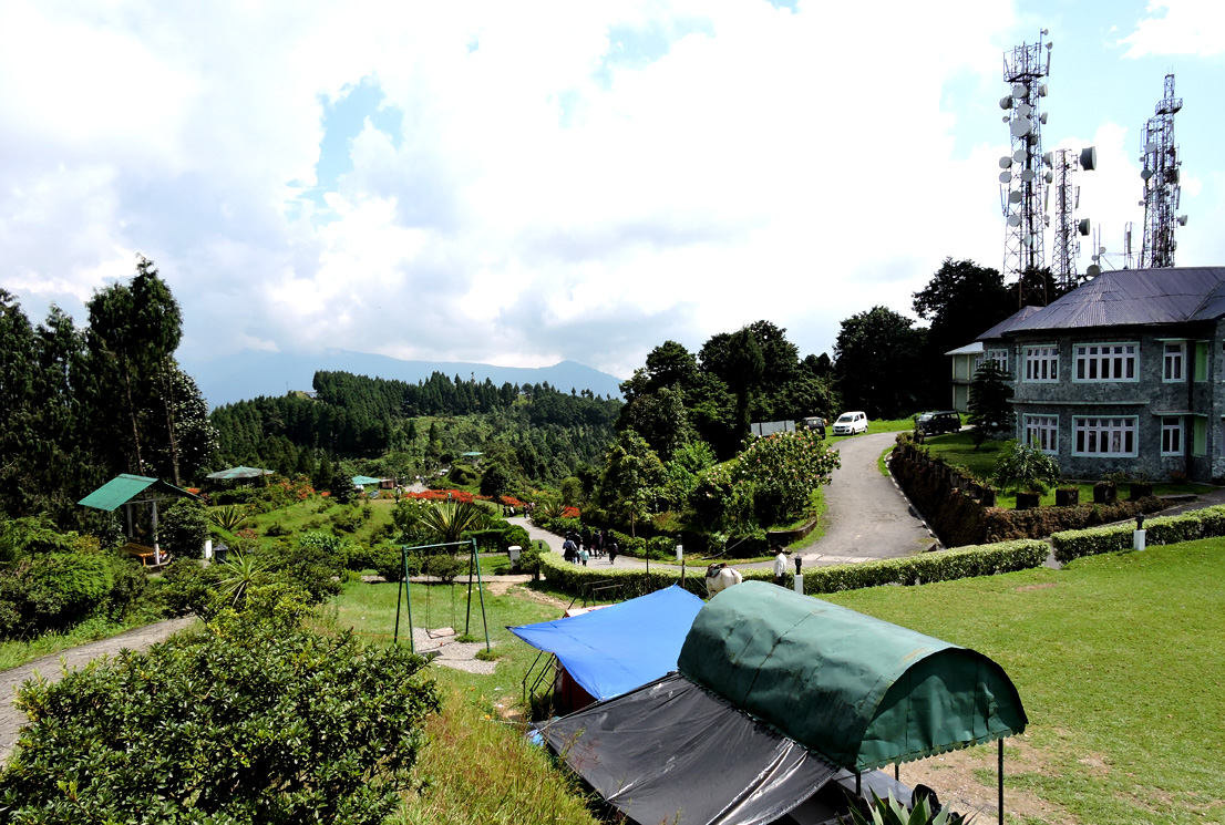 Deolo Hill and Garden in Kalimpong