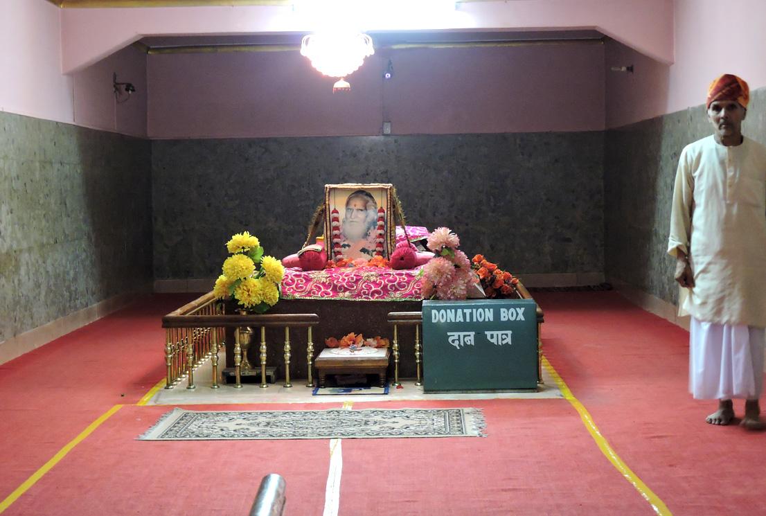 Guruji Shri Mangaldasji Samadhi in Kalimpong