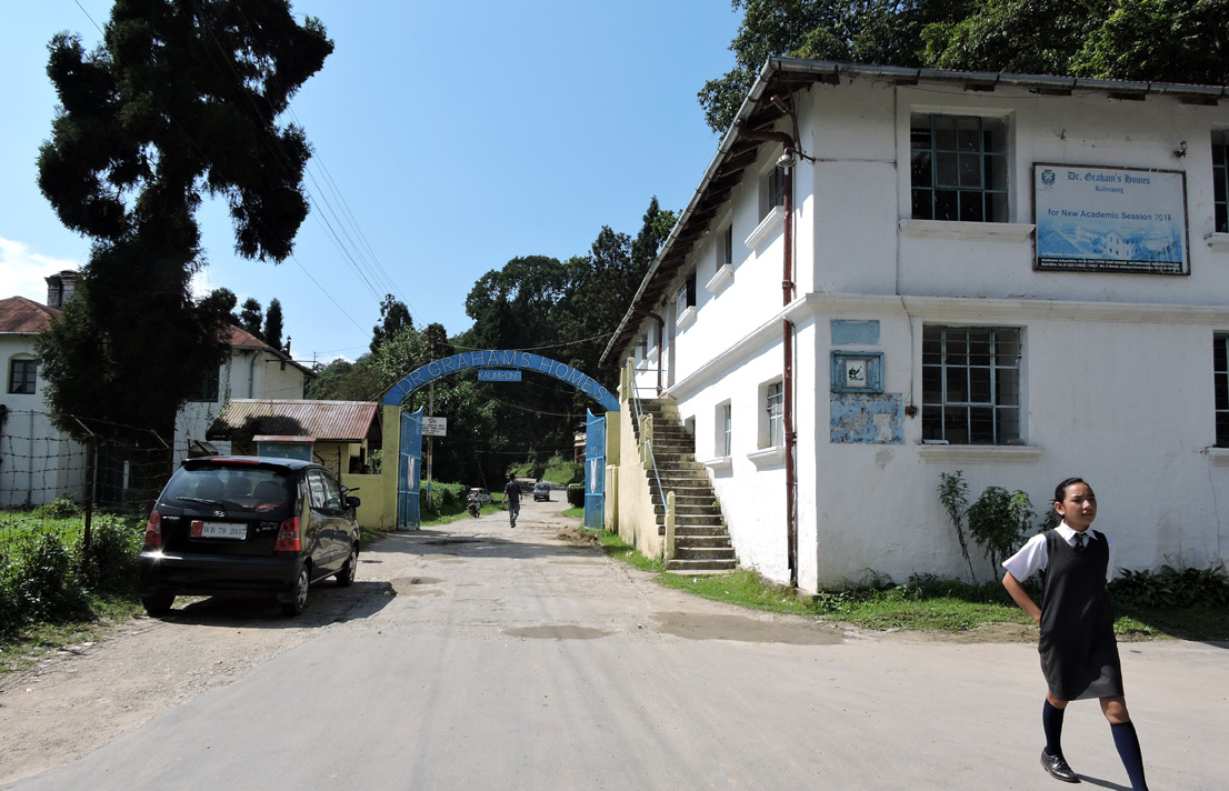 Dr. Graham's Homes in Kalimpong