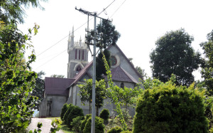 Mac Farlen Church in Kalimpong