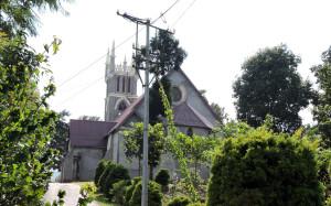 Mac Farlen Church in Kalimpong