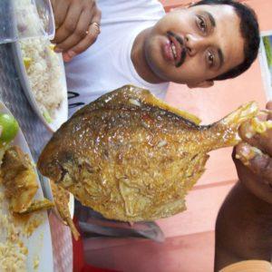 Lunch at Bakkhali sea beach