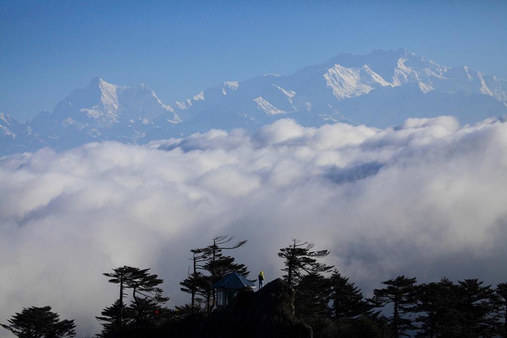 Kanchenjunga from Sandakphu