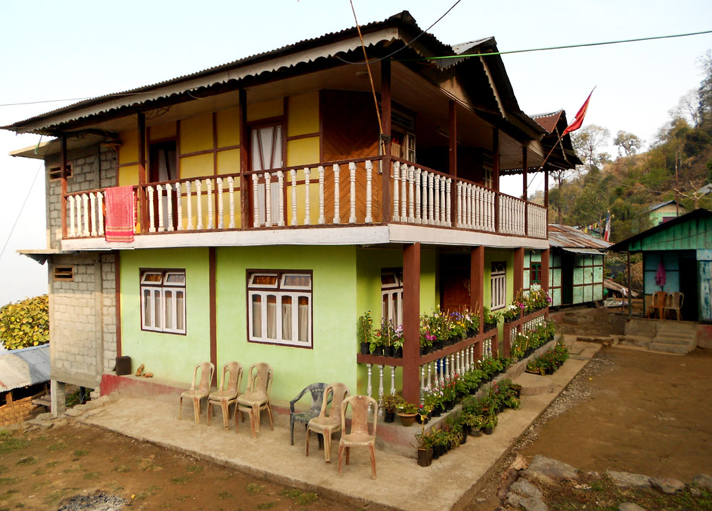 Khawas home stay at echey gaon